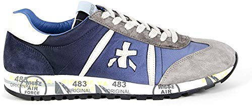 Premiata Sneakers uomo Lucy BLU Lucy 4606 44