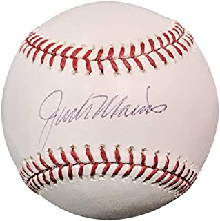 Jack Morris Autographed MLB Baseball