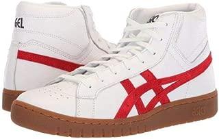 ASICS Tiger(アシックス) メンズ 男性用 シューズ 靴 スニーカー 運動靴 Gel-PTG(TM) MT - White/Classic Red [並行輸入品]