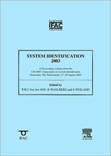 System Identification 2003 (IPV - IFAC Proceedings Volume)