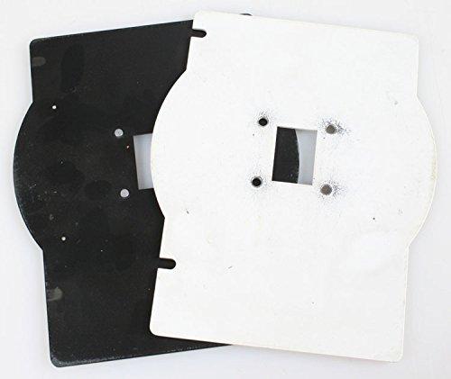 OMEGA 35MM GLASSLESS NEGATIVE CARRIER FOR ALL 4X5 DII, D2 D3 D4 D5 ENLARGERS