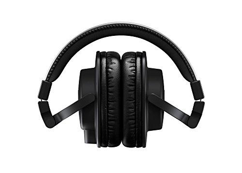 Yamaha HPHMT5 Casque de studio Noir