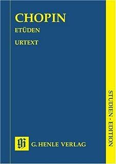 ETUDES --- PIANO (FORMAT POCHE)
