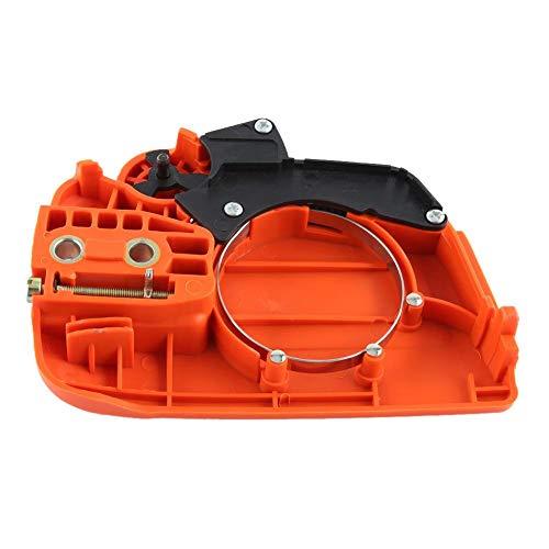 Pignon de chaîne d'embrayage, Couvercle de pignon de poignée de frein pour Husqvarna 350 235 235e 236 240 tronçonneuse.