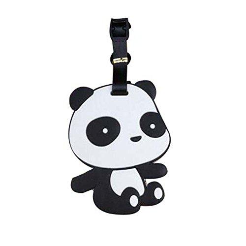 Etiqueta Para Equipaje Panda  marca Koala Superstore