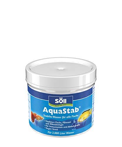Söll Aqua Tige d'eau – Stable pour Tous Les Poissons