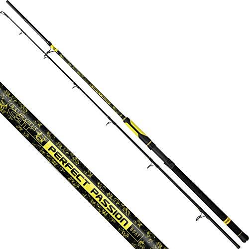 Black Cat Premium - Caña de Pescar para siluros (400 g, 2,5...