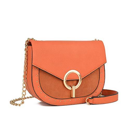 E2O Women's Sling Bag (Orange)