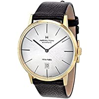 Hamilton Intra-Matic Automatic Yellow Gold Me's Watch
