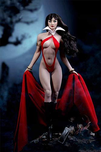 ZSMD 1/6 figuras de accin femeninas sin costuras, cuerpo de silicona y esqueleto de acero inoxidable, modelo superflexible, figuras femeninas, para arte, dibujar, fotografa y coleccin