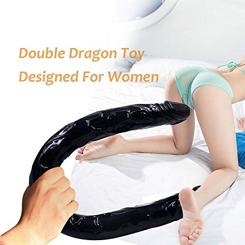 CJWWEI Super-Dicke und Lange Nachahmung Weich-PVC Große S Largecker wasserdichte Big Pénis Inverted Model Séx Spielzeug for Männer Fühlen Sie Sich wie das gleiche