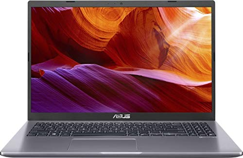 ASUS (15,6 Zoll FullHD Matt) Notebook AMD A4-9125 DualCore, 8GB RAM, 512GB SSD, AMD Radeon R3, W-LAN, BT, HDMI, Windows 10 Pro grau