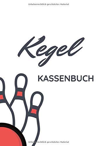 Kegelclub Kassenbuch: Kassen- und Strafenbuch für deinen Kegelverein | Sieger und Pudelkönig