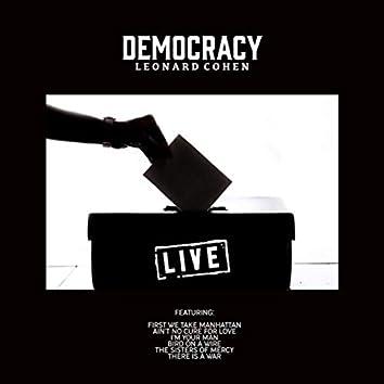 Democracy (Live)