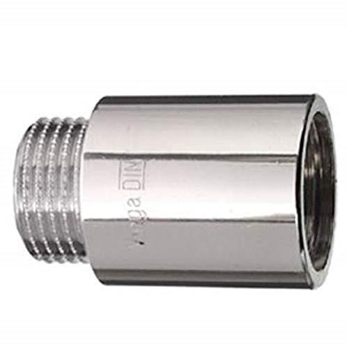 Cornat chrom Hahnverlängerung 1/2 Zoll x 20 mm, TEC382201