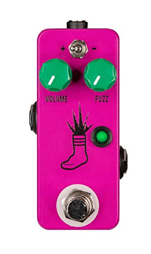 JHS Mini Foot Fuzz V2 Fuzz Guitar Effects Pedal