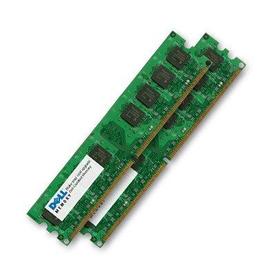 New Dell Made Original 2GB KIT [2x 1GB] RAM Speicher-Upgrade für Dell OptiPlex GX270(DDR-333, PC2700)