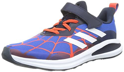 adidas Fortarun Spiderman EL K, Zapatillas de Running, Azul Blue, 32 EU ✅