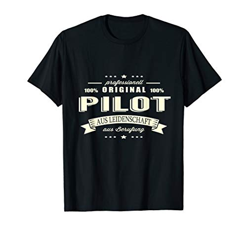 Original Pilot aus Leidenschaft