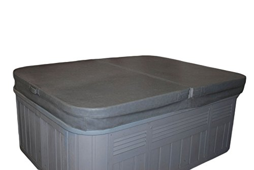 Sundance Optima Replacement Spa Cover and Hot Tub Cover - Charcoal