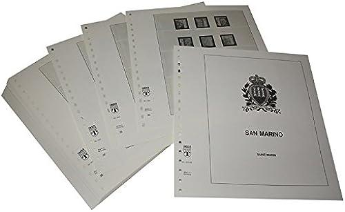 Lindner T Vordruckbl er T250 83 San Marino - Jahrgang 1983 bis 1996