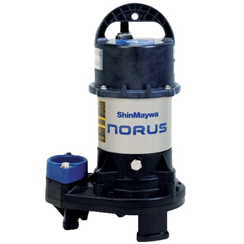 Norus Stainless Steel Professional Grade Energy Saving 7000 GPH Submersible Pond Pump with BONUS Promotional Magnet Calendar -  Norus Pumps