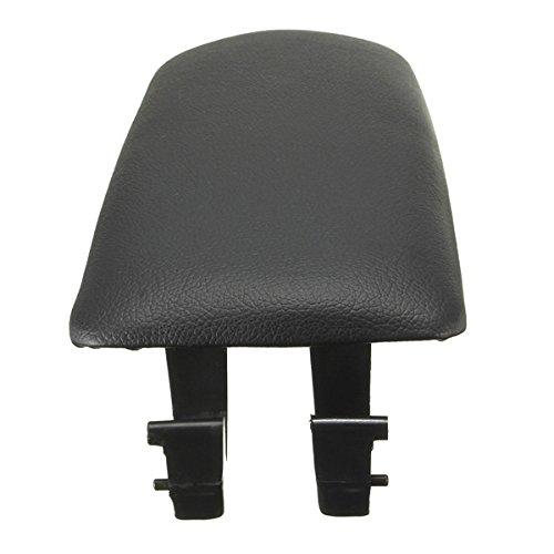 Alamor Consola Central De Plástico Cubierta del Reposabrazos para Audi A4 B6 B7 02-07 - Negro