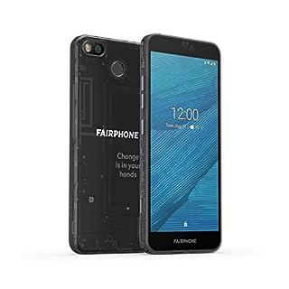 "Telekom Fairphone 3 14,3 cm (5.65"") 4 Go 64 Go Double SIM Noir 3060 mAh - Fairphone 3, 14,3 cm (5.65""), 4 Go, 64 Go, 12 MP, Android 9.0, Noir (B07ZQN2YN2) | Amazon price tracker / tracking, Amazon price history charts, Amazon price watches, Amazon price drop alerts"