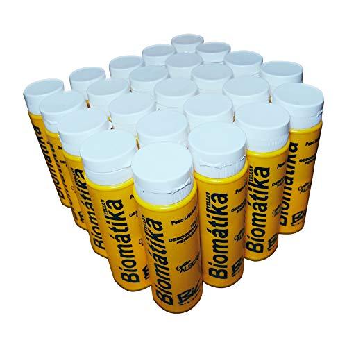 Kit 24 Talcos Desodorante Cuidados Pés Combate Odores Biomátika 80g
