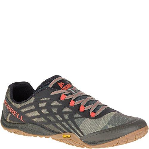 Merrell Men's Trail Glove 4 Runner, Vertical, 9 M US