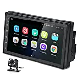 Best Apple Stereo For Car With Backup Camera - NHOPEEW Android 9.1 Touch Screen Car Stereo Review