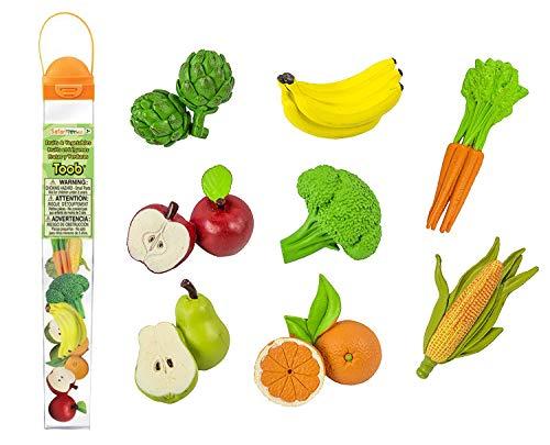 Safari Ltd. Fruits & Vegetables Toob