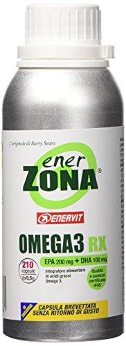 ENERZONA OMEGA 3 RX 210CPS ean 8007640924781