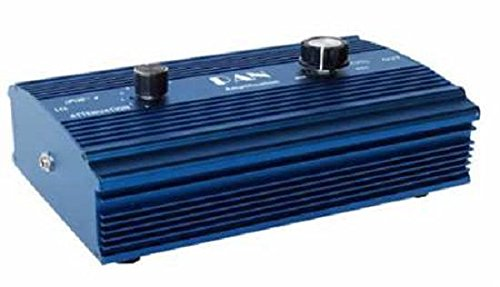 KLD/PAN AMPS NEW PB-1 100 WATT ATTENUATOR SAVE YOUR CRANKED TUBE TONE NEW!! BLUE CASE COLOR