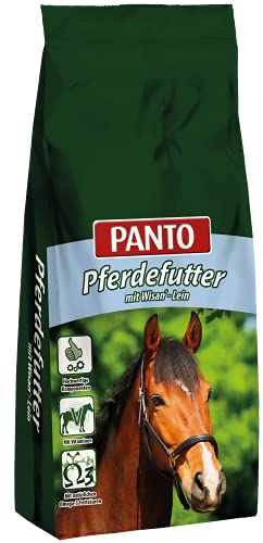Panto Pferdefutter, Formel E ( 5 mm Pelett) 25 kg, 1er Pack (1 x 25 kg)