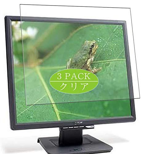 Vaxson 3 pellicole protettive compatibili con Acer AL1916/AL1916W/AL1916WS/AL1916A/AL1916C/AL1916CB/AL1916AB, protezione schermo senza bolle [non in vetro temperato]