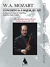 Clarinet Concerto, K. 622: Critical Urtext Edition Clarinet and Piano Reduction