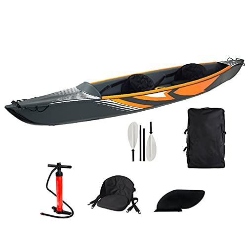 Bote Inflable, Bote Inflable, Kayak Engrosado Resistente Al Desgaste, Bote De Asalto De Viaje Rápido, Colchón De Aire, Bote De Pesca Que Salva Vidas, Pesca