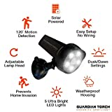 Photo #3: Guardian Torch Reviews 120° Solar Powered Motion Lights Water Resistant