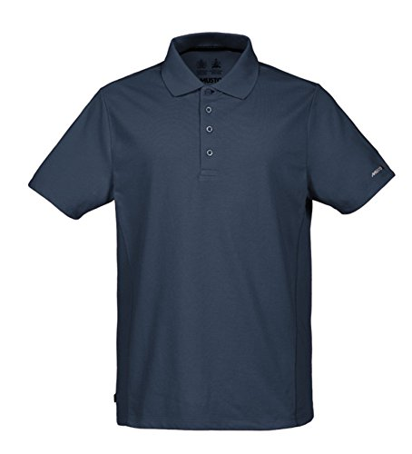 Polo homme protection UV40 Evolution - Navy M NAVY