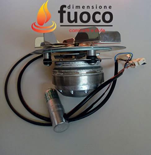 Estrattore fumi per stufe pellet originale Palazzetti Royal codice 895700600 - aspiratore fumi EBM R2E150-AN91-13