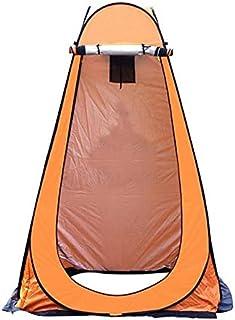 Pop Up Pod ombytesrum privat tält enkel installation bärbar utomhus dusch tält camping toalett regnskydd för camping och s...