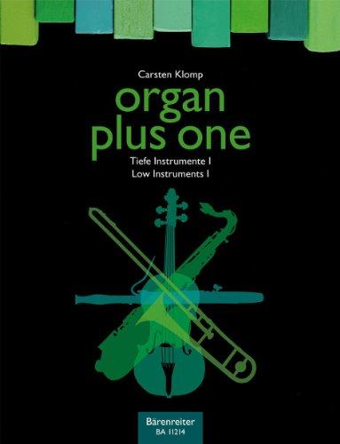 günstig Orgel Plus Eins: Tiefes Instrument I (Orgel Plus Eins: Niedriges Instrument I): Mit dem Originalwerk… Vergleich im Deutschland