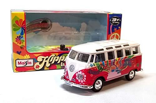Maisto M21011A Volkswagen Samba Van, varios colores , color/