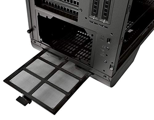 Thermaltake Core V71 Tempered Glass Edition E-ATX Full Tower Tt LCS Certified Gaming Computer Case CA-1B6-00F1WN-04