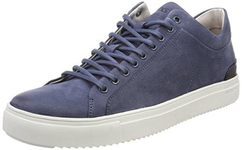 Blackstone Pm56, Zapatillas Altas para Hombre, Azul (Jeans...