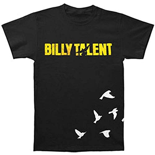 Billy Talent Men's Birds T Shirt Black