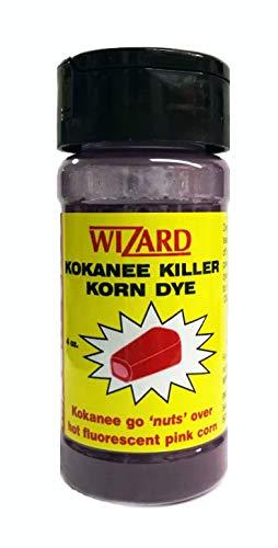 Pro-Cure Wizard Kokanee Killer Korn Dye, 4 Ounce