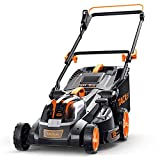 Best Cordless Mowers - TACKLIFE Cordless Lawn Mower, 16-Inch 36V Brushless Lawn Review