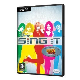 Disney Sing It (PC-DVD) Featurin...